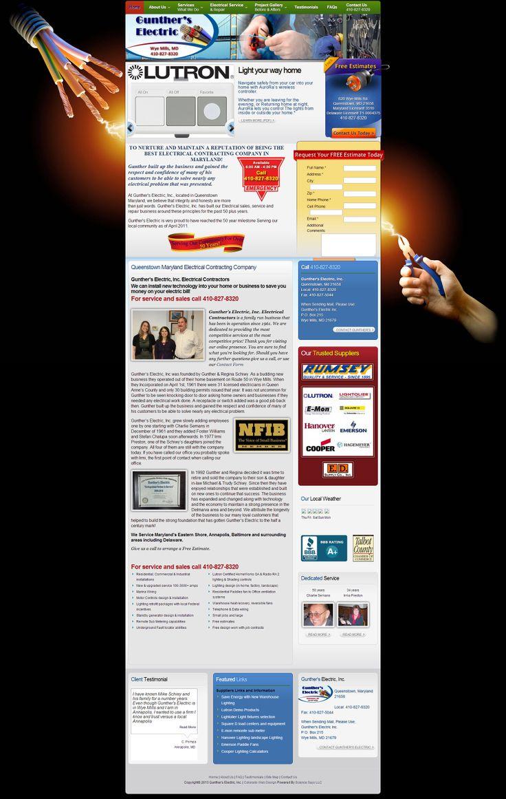GunthersElectric.com