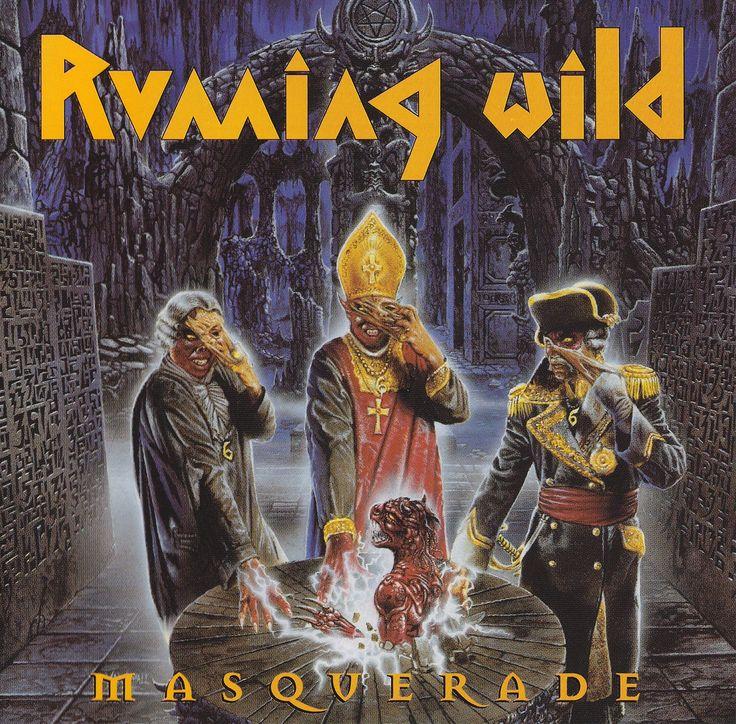Running Wild - Masquerede (1995)