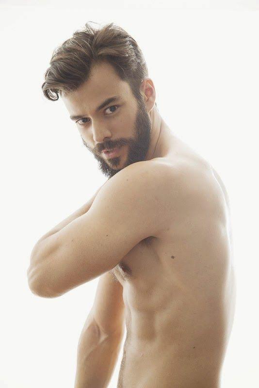 Ed Nunes beard model