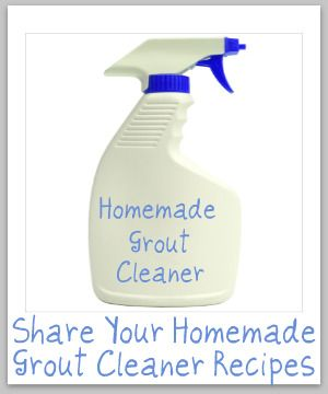best 25 homemade grout cleaner ideas on pinterest all purpose home cleaners sparkle cleaners. Black Bedroom Furniture Sets. Home Design Ideas