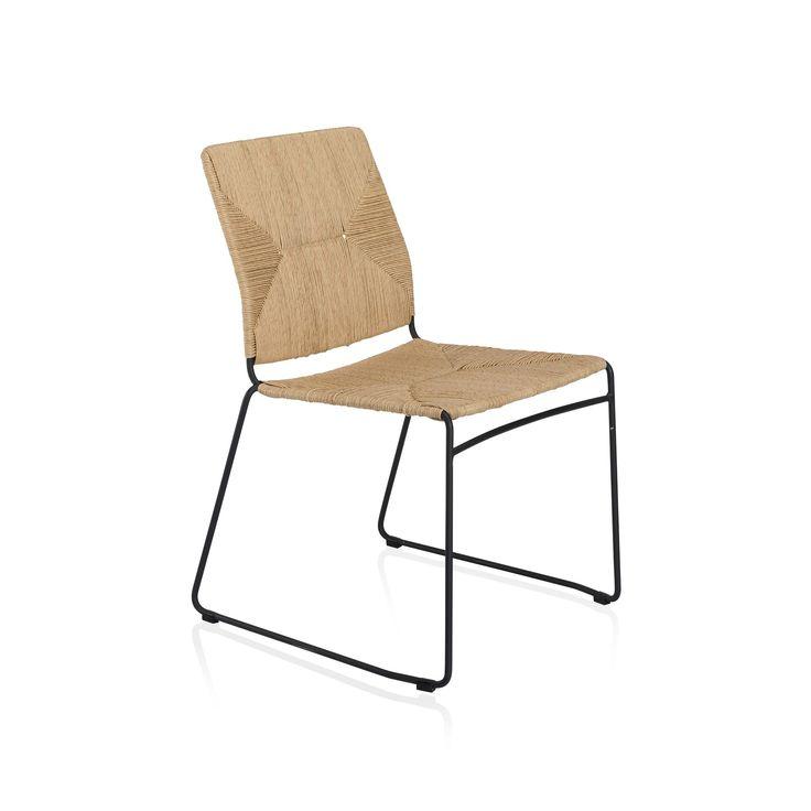 Julian Indoor/Outdoor Dining Chair