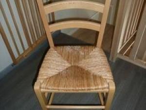 les 25 meilleures id es de la cat gorie chaise paille sur pinterest tapisser une chaise tissu. Black Bedroom Furniture Sets. Home Design Ideas