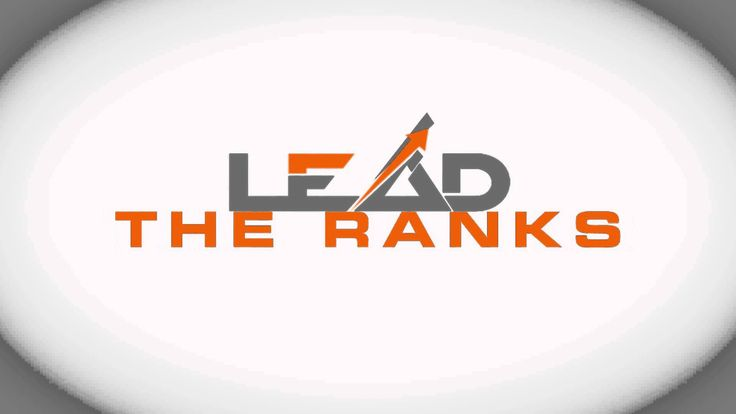 Logo Animation Service Example for lead the ranks
