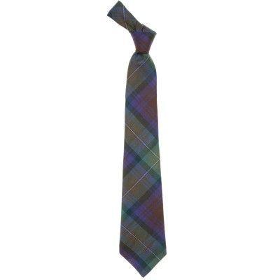 Isle of Skye Tartan Tie - Front