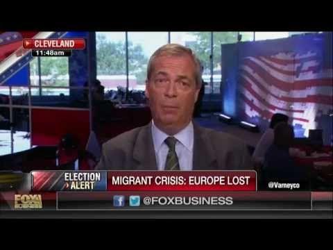 BREAKING : Nigel Farage  - Here's How Trump Can Change History