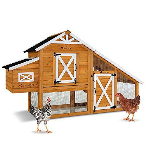 Pin On Backyard Chicken Hen House