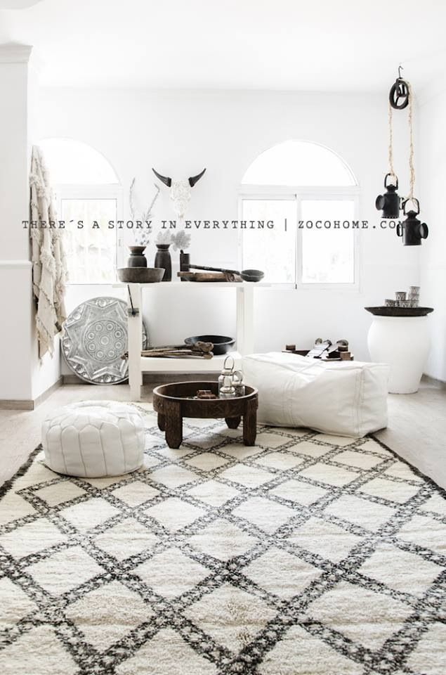 Ethnic - Scandinavian mix www.shop.zocohome.com
