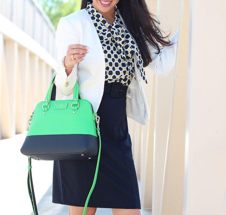 Stylish Petite   Fashion, Petite Reviews and Style: Banana Republic Factory Print Tie-Neck Dress + Petite Trench Coat