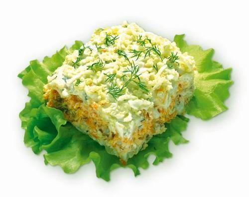 Какие легкие салаты можно приготовить на новый год