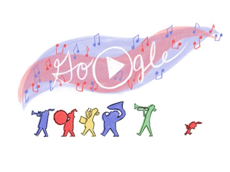 Independence Day USA: Fourth of July celebrated with animated Google Doodle -- July 4, 2014