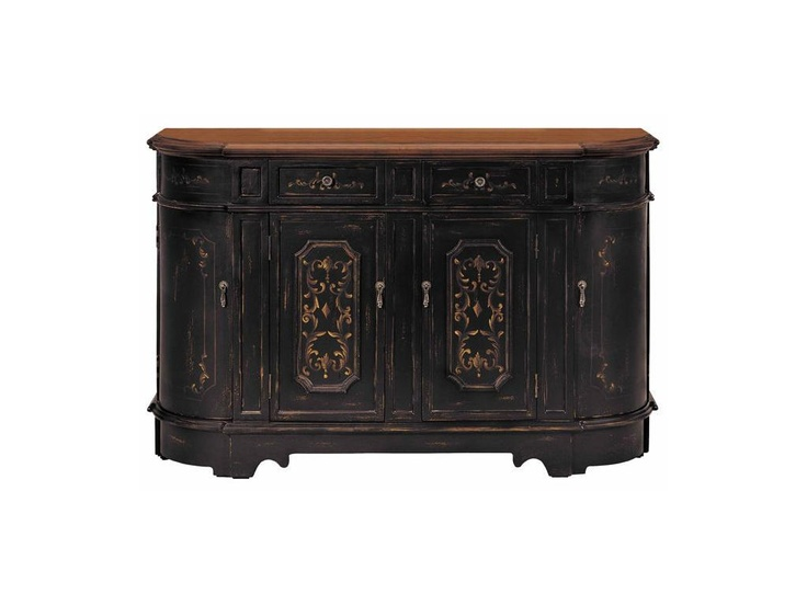 Stein World Living Room Credenza Cabinet 65365 Stein World Memphis TN