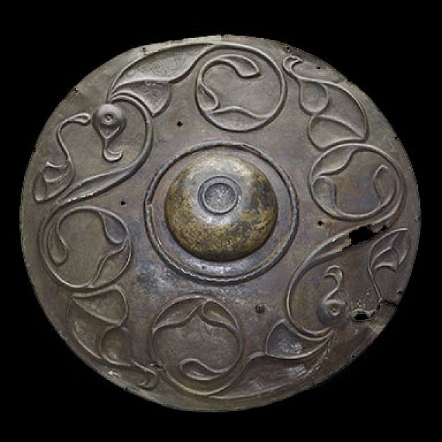 Exhibition, Celts - Art and identity, Multimedia - The British Museum, London, United-Kingdom
