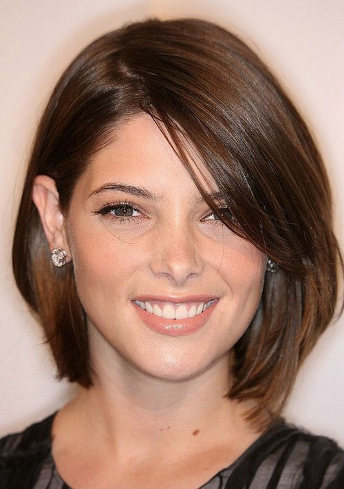 Short To Medium Hairstyles medium short hairstyles tousled haircut Short To Medium Hairstyles For Fine Hair
