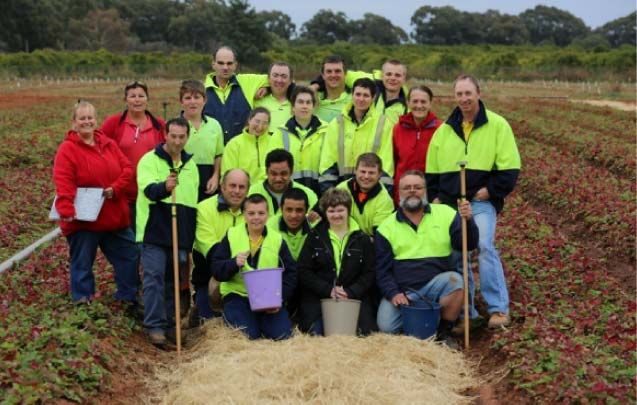 Ningana Enterprises Inc is an Australian Disability Social Enterprise located in the Riverina town of Griffith. It was founded in 1965 to deliver support services to people with disability and their families
