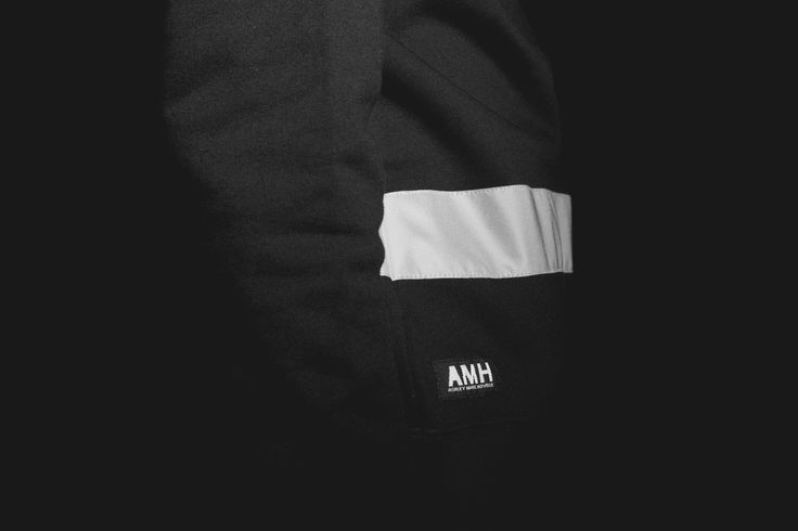 Image of AMH 2014 Reflective Block Panel T-Shirts