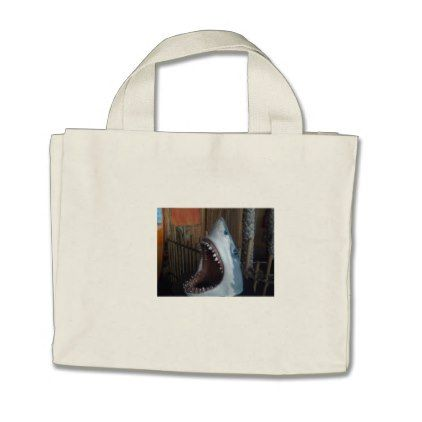 Shark Attack bag - photography picture cyo special diy