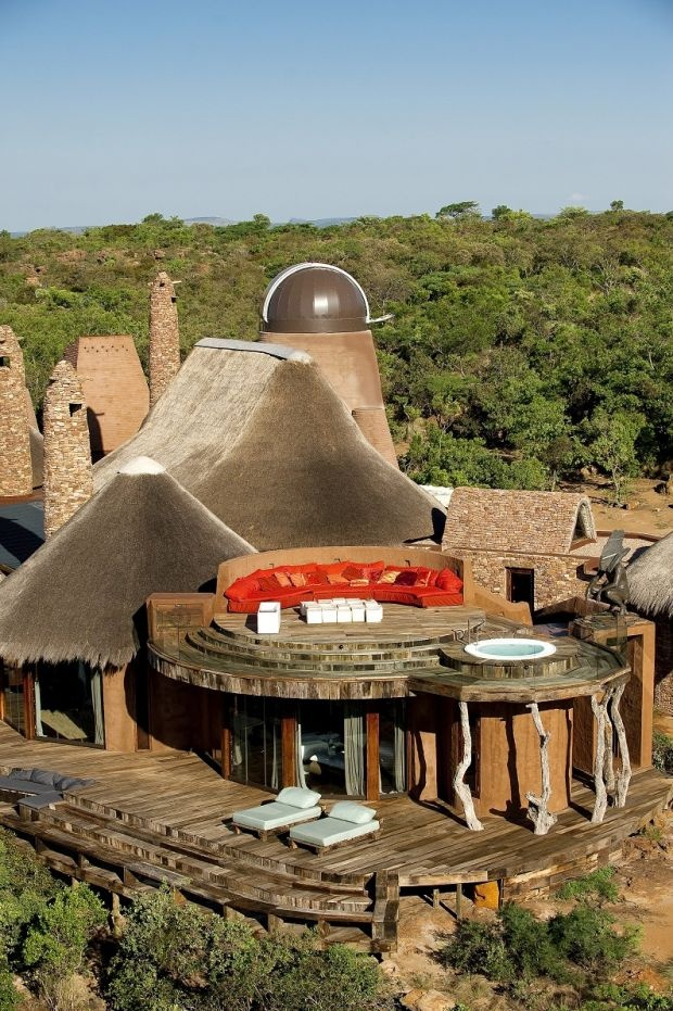 Leobo Private Reserve in the middle of the Waterberg in Limpopo.