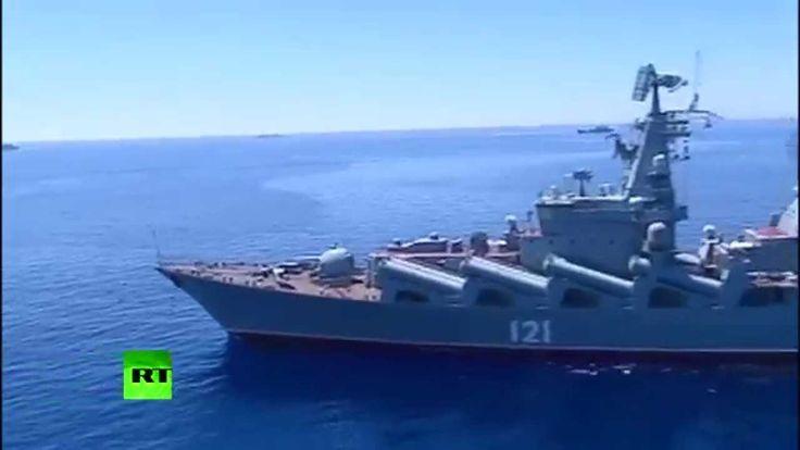 Αποτέλεσμα εικόνας για russia exercises mediterranee