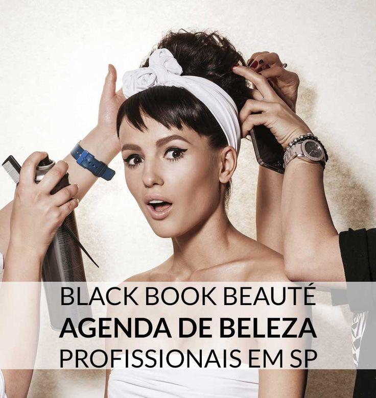 Black book beauté: agenda de profissionais de beleza atualizada! | http://alegarattoni.com.br/black-book-profissionais-de-beleza/