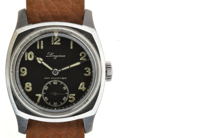 What's Selling Where: Four Great Vintage Military Watches From Jaeger-LeCoultre, Longines, Benrus, And Eterna — HODINKEE - Wristwatch News, Reviews, & Original Stories