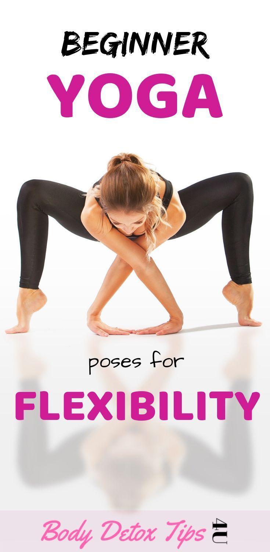 15 Minute Beginner Yoga Exercises For Flexibility Flexibility Workout Beginner Yoga Workout Yoga For Beginners