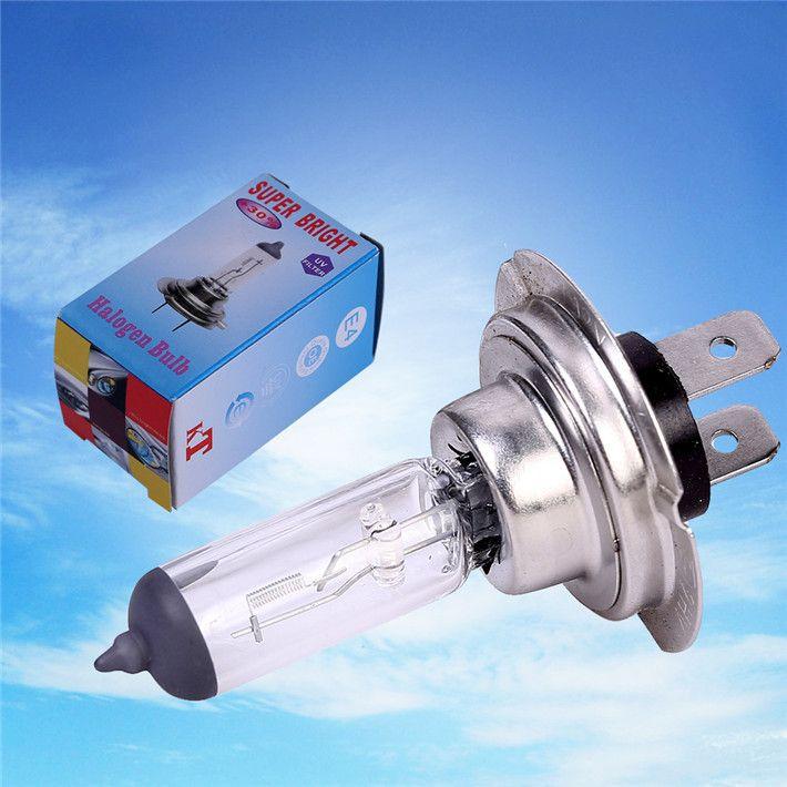Hot Saleing H7 Halogen Xenon Mobil Lampu Lampu Mobil Cahaya lampu H7 12 V 55 W Pabrik Harga Mobil Styling Parkir Gratis Pengiriman