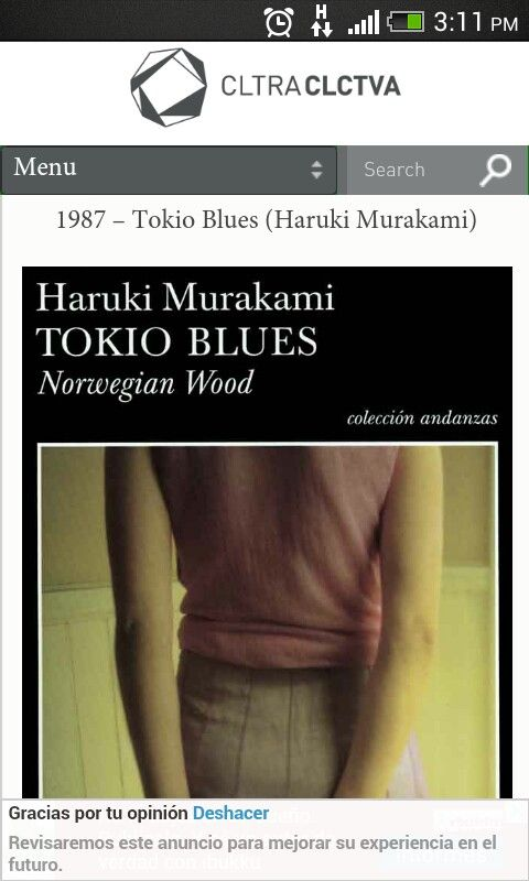 Tokio Blues-Haruki Murakami