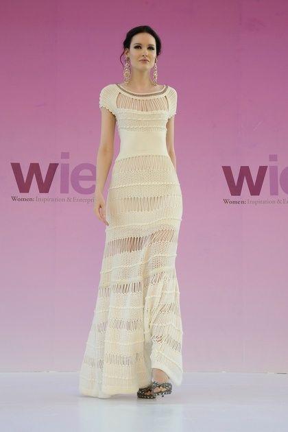 Unique Wedding Dresses For Mature Brides : Dress catherine malandrino casual wedding designer dresses