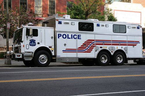 DC Police Truck 1 - Suggestions & Requests - LCPDFR.com