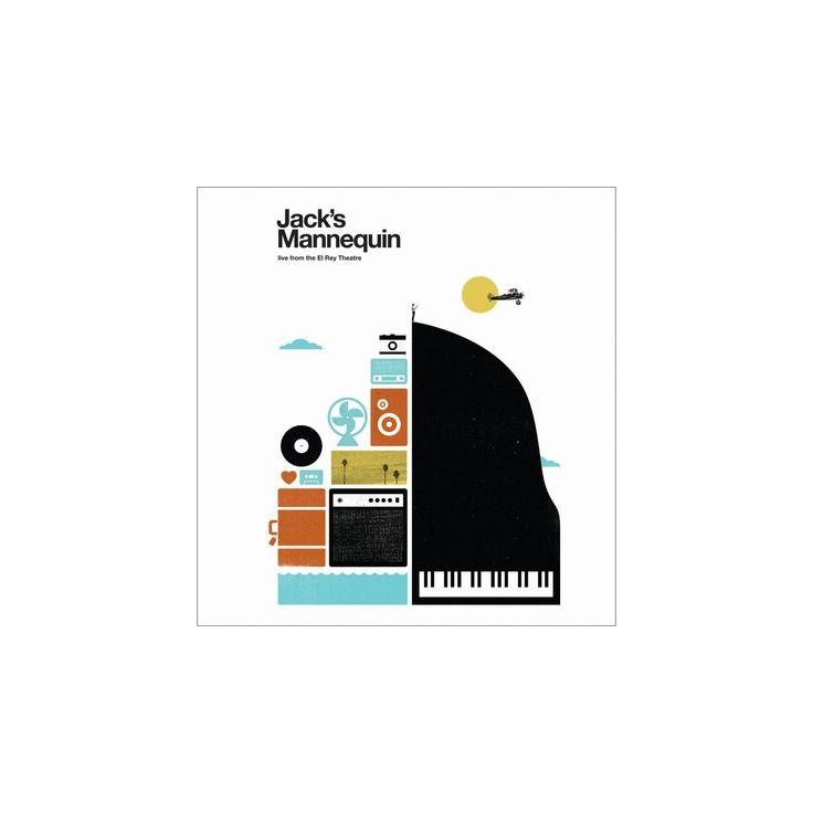 Jack's mannequin - Jack's mannequin:Live from the el rey (CD)