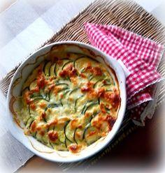 Simi´s Sattmacher- Rezepte und mehr.....: Zucchinigratin mit Kartoffeln