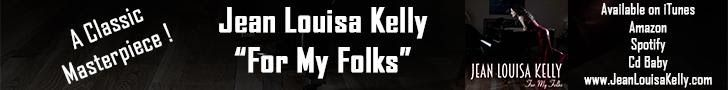 "Jean Louisa Kelly Releases For My Folks  For Her Family and Her Fans  Purchase Now: Amazon | iTunes Learn and Listen atJean Louisa Kelly   You might be aware of Jean Louisa Kellyas Rowena Martin and her moving vocal of ""Someone To Watch Over Me"" in ""Mr. Holland's Opus"" or perhaps from ""Uncle Buck"" or her 6 year stint on the TV sitcom ""Yes Dear."" But perhaps you don't know her deep passion for the American Standard Songbook which is on clear display onFor My Folks which just hit digital…"