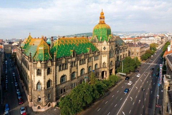 Budapest among the Top 10 European cities for art nouveau ‹ Daily News Hungary