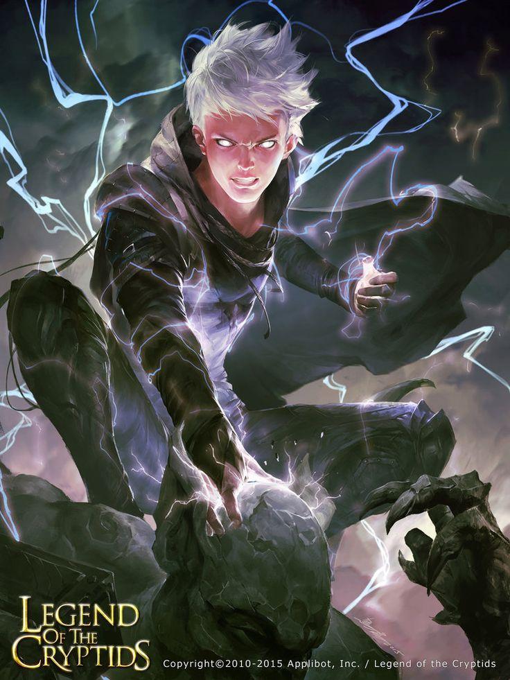 Purple lightning02 by crow-god.deviantart.com on @DeviantArt