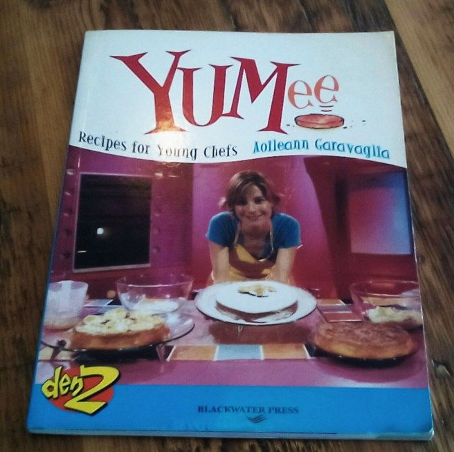 Rhubarb Clafoutis, Yumee.