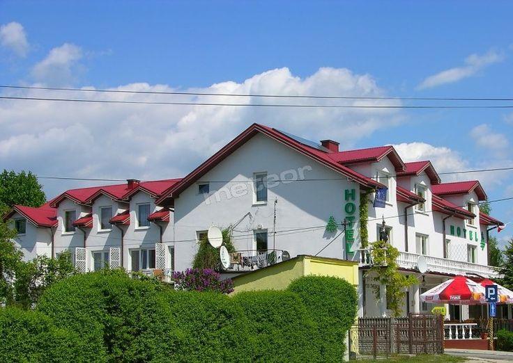 Hotel Pod Świerkiem SPA Busko-Zdrój