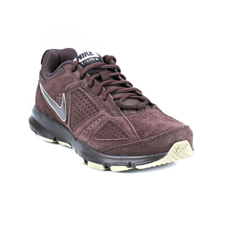 Nike T-LITE XI NBK Kahverengi Erkek Fitness Ayakkabısı