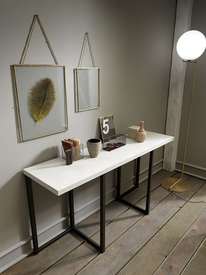 Transforming Console Dining Table With Images Resource Furniture Space Saving Furniture Furniture
