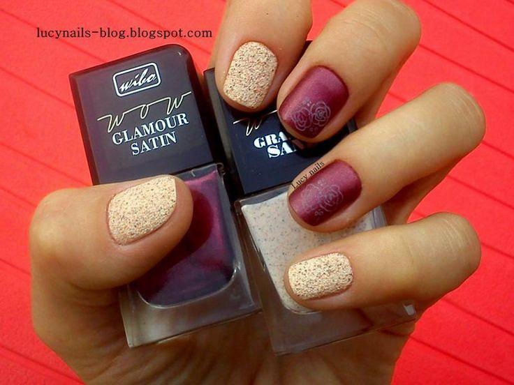 Wibo Granite Sand nr 5 i Glamour Satin nr 5