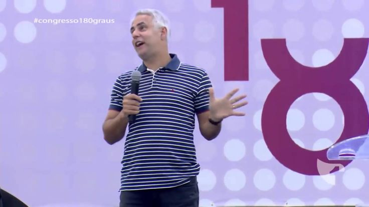 Pastor Cláudio Duarte Você veio nesse mundo para mudar!   Congresso 180 Graus   03 09 2016 - YouTube