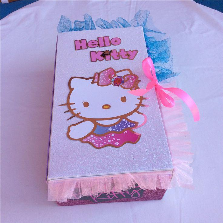 Natal 2016 Hello Kitty box