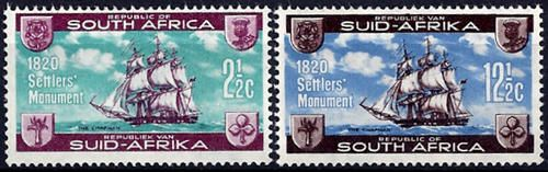 jobs for 1820 settlers in South Africa | Republic of South Africa - RSA : 1962, 1820 SETTLERS ...