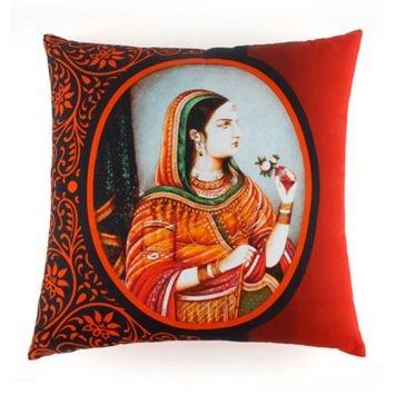 Mughal Cushion Cover
