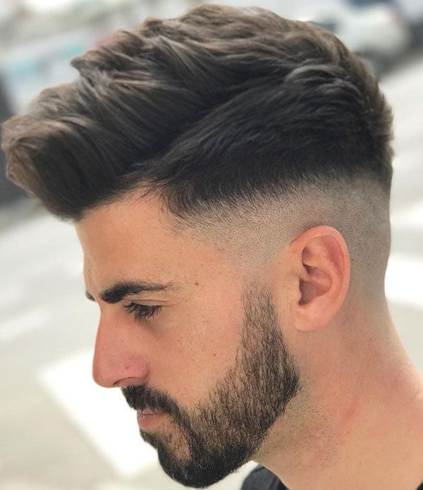 Different Types Of Fade Haircuts 2020 Guide Mens Hairstyles