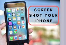 How to Take Screenshot on iPhone