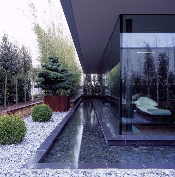 Zen Garden at ESPA at the g hotel Galway