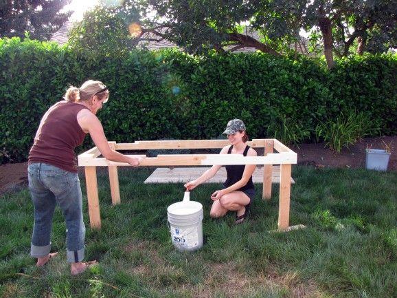 17 Best Ideas About Barn Door Tables On Pinterest