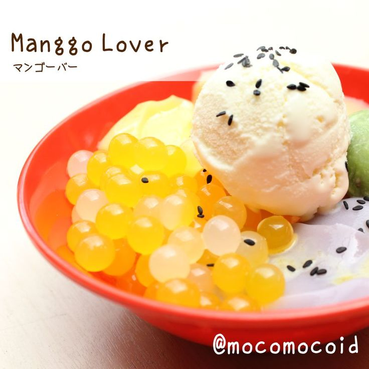 This is Mango Lover. You can get it at Jl. Pahlawan No. 30 Bandung Indonesia