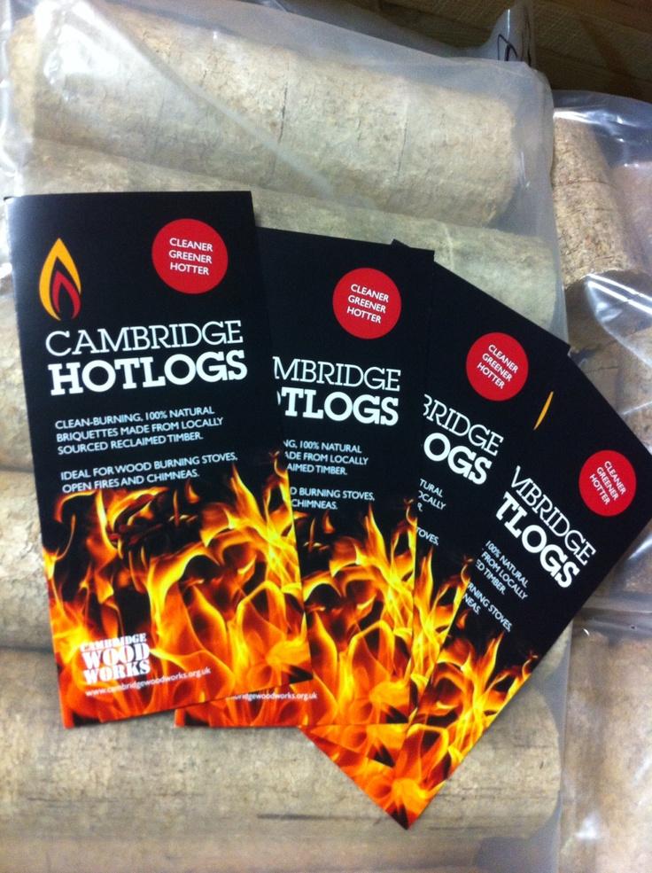 Cambridge Hotlogs flyers