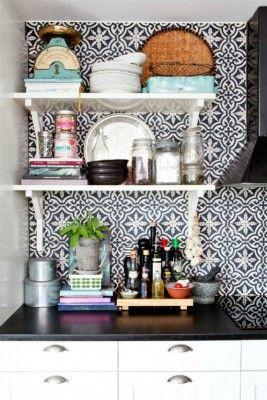 Cement Tile Kitchen Backsplash-03-1 Kindesign